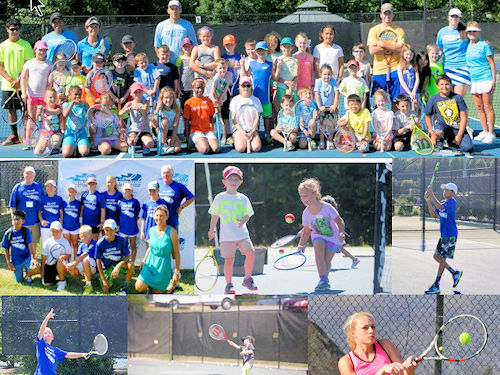 Brookstone tennis summer camp