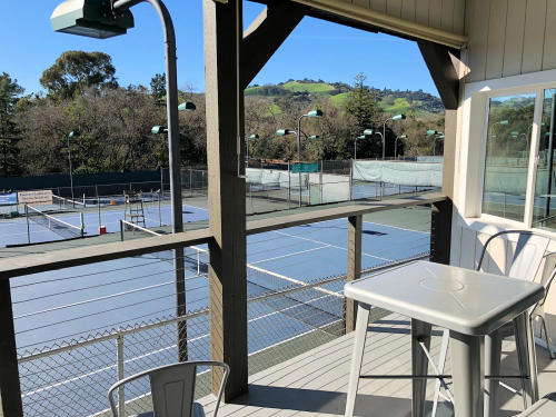 Lafayette Tennis Club Facilities