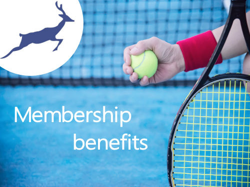 Lafayette Tennis Club Membership plans