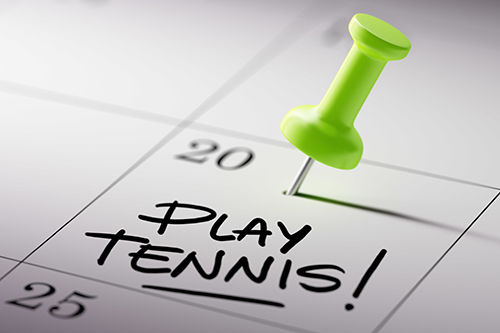 Sea Colony Tennis Calendar of Events