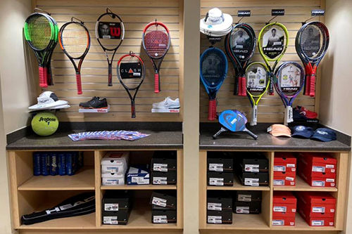 Sea Colony Tennis Pro Shop