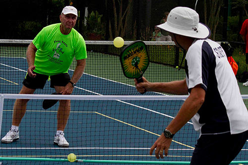 Pickleball at Sea Colony
