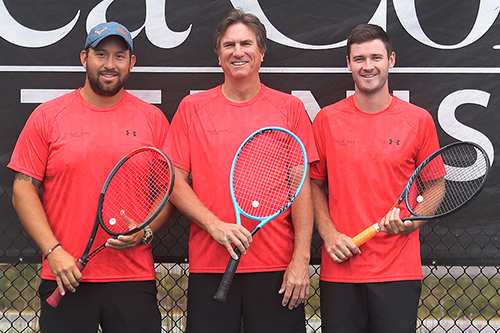 Sea Colony Tennis' Teaching Professionals
