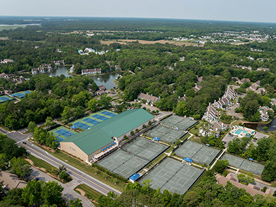Sea Colony Tennis Center