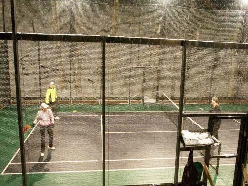 Fox Chapel Racquet Club Platform Tennis